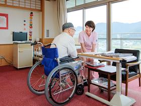 介護老人福祉施設楽寿の園(特別養護老人ホーム)ショートステイ(短期入所生活介護)