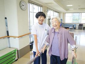 介護老人保健施設楽寿通所リハビリテーション(デイケア)
